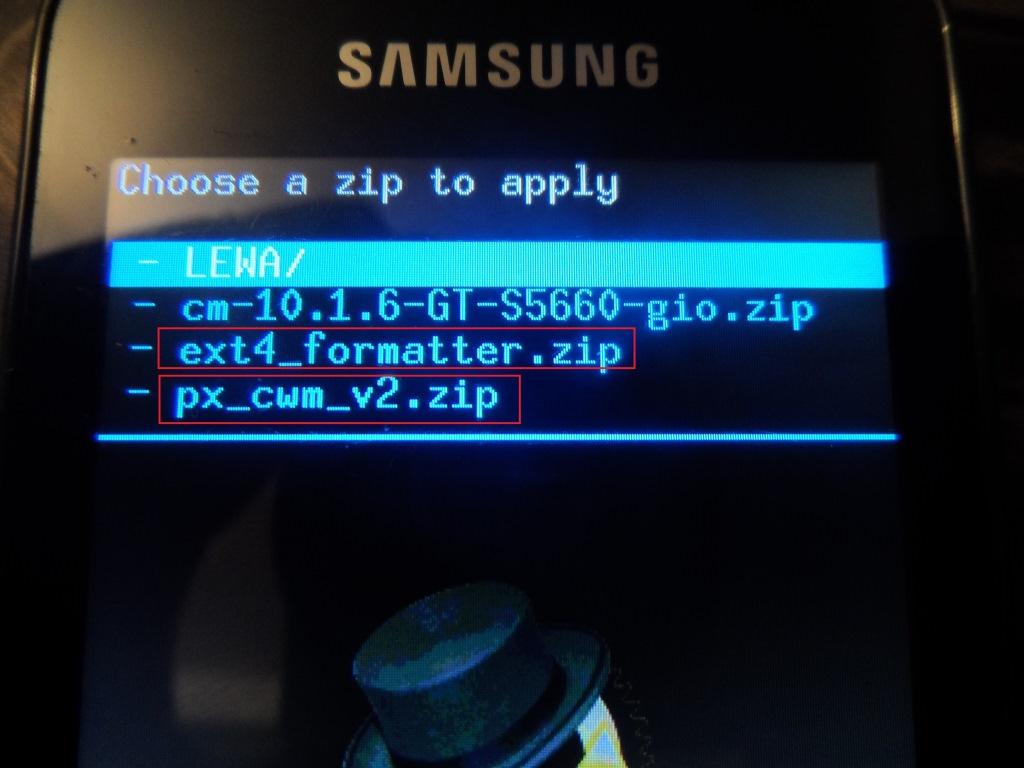 Прошивку для samsung gio s5660