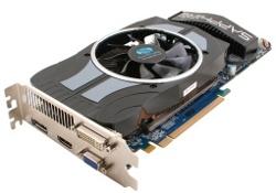 Фотография видеокарты Radeon HD 4890