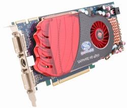 Фотография видеокарты Radeon HD 4850