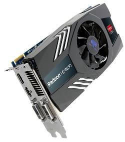 Фотография видеокарты Radeon HD 6850