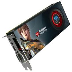 Фотография видеокарты Radeon HD 6870