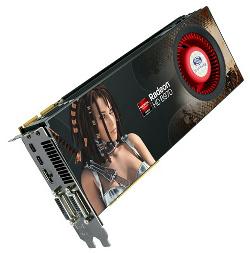 Фотография видеокарты Radeon HD 6970