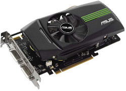 Фотография видеокарты GeForce GTX 460 (192bit)