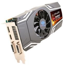 Фотография видеокарты Radeon HD 6790