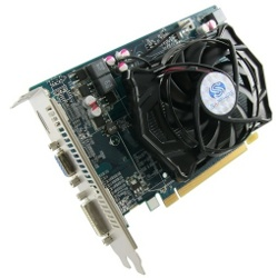 Фотография видеокарты Radeon HD 6570 (DDR5)