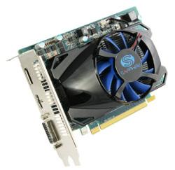 Фотография видеокарты Radeon HD 7750