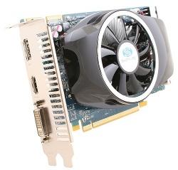 Фотография видеокарты Radeon HD 6750