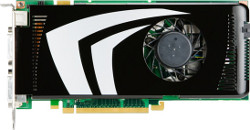 Фотография видеокарты GeForce GT 130