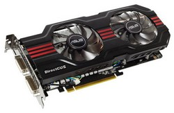 Фотография видеокарты GeForce GTX 560 Ti