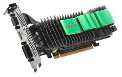 Фотография видеокарты GeForce GT 220
