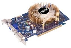 Фотография видеокарты GeForce 8600 GT