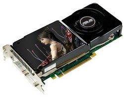 Фотография видеокарты GeForce 8800 GTS