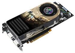 Фотография видеокарты GeForce 8800 GTX