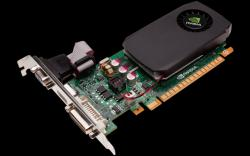 Фотография видеокарты GeForce GT 530
