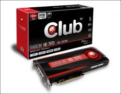 Фотография видеокарты Radeon HD 7970 GHz Edition