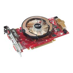 Фотография видеокарты Radeon HD 3850