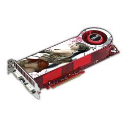 Фотография видеокарты Radeon HD 3870 X2