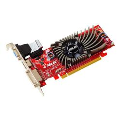 Фотография видеокарты Radeon HD 4550