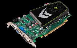 Фотография видеокарты GeForce GT 330 (DDR2)