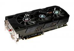 Фотография видеокарты Radeon HD 7990