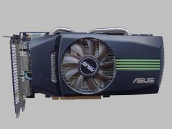 Фотография видеокарты GeForce GTX 460 SE