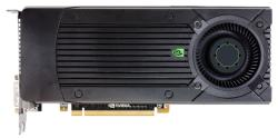 Фотография видеокарты GeForce GTX 650 Ti Boost