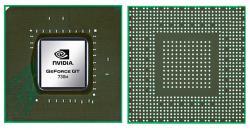 Фотография видеокарты GeForce GT 730M