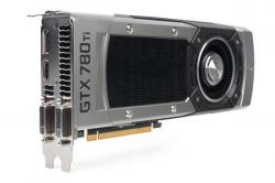 Фотография видеокарты GeForce GTX 780 Ti