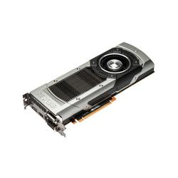 Фотография видеокарты GeForce GTX 780