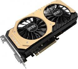 Фотография видеокарты GeForce GTX 970