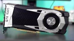 Фотография видеокарты GeForce GTX 1060